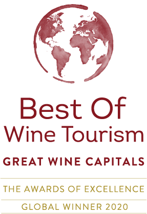 GLOBAL WINNER 2020 - Best Of Wine Tourism - GREAT WINE CAPITALS | THE AWARDS OF EXCELLENCE