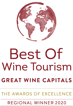 REGIONAL WINNER 2020 - Best Of Wine Tourism - GREAT WINE CAPITALS | THE AWARDS OF EXCELLENCE